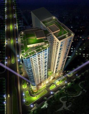 Chung cư 21 Lê Văn Lương Thành An Tower