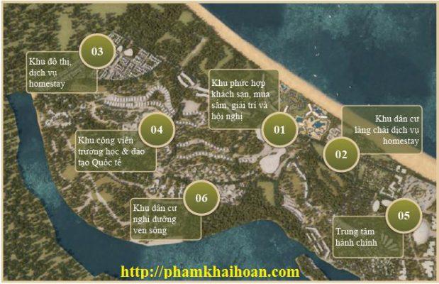 Dự án new hội an city khu resort đẳng cấp 5 sao