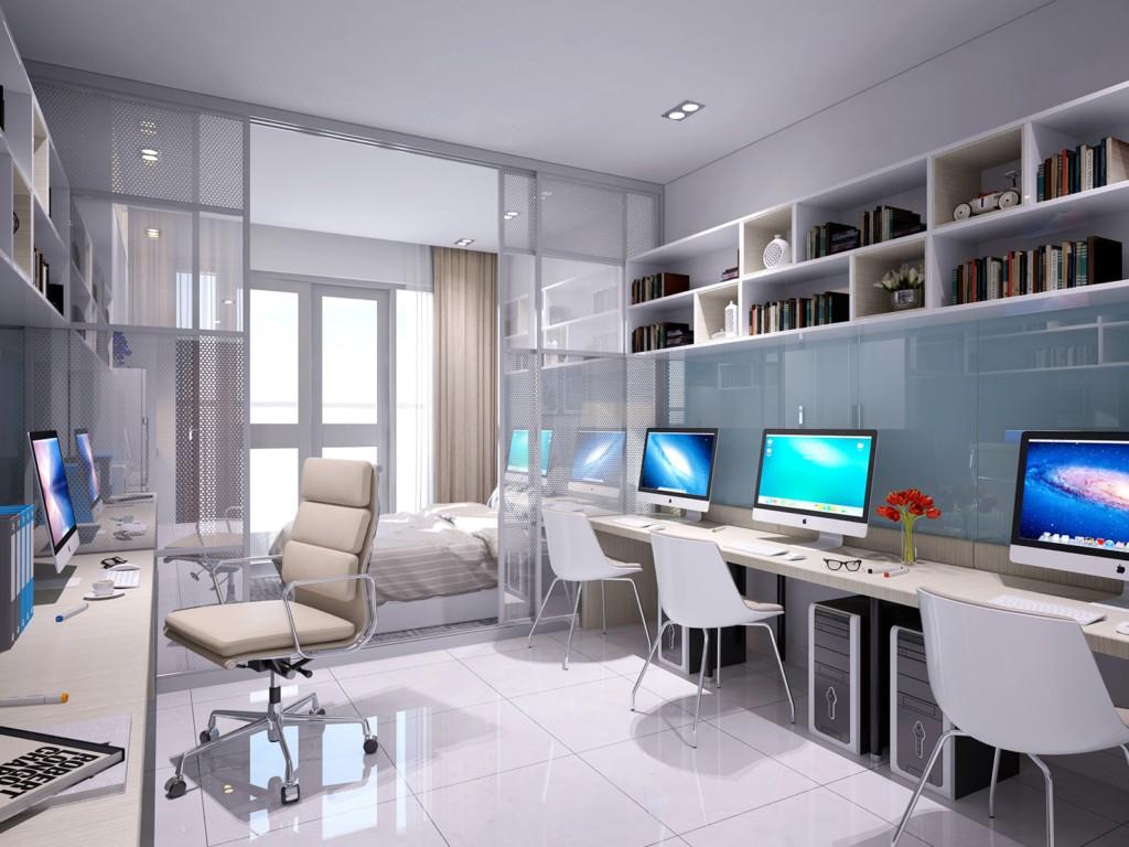 Office Tel Hongkong Tower - xu hướng đầu tư mới