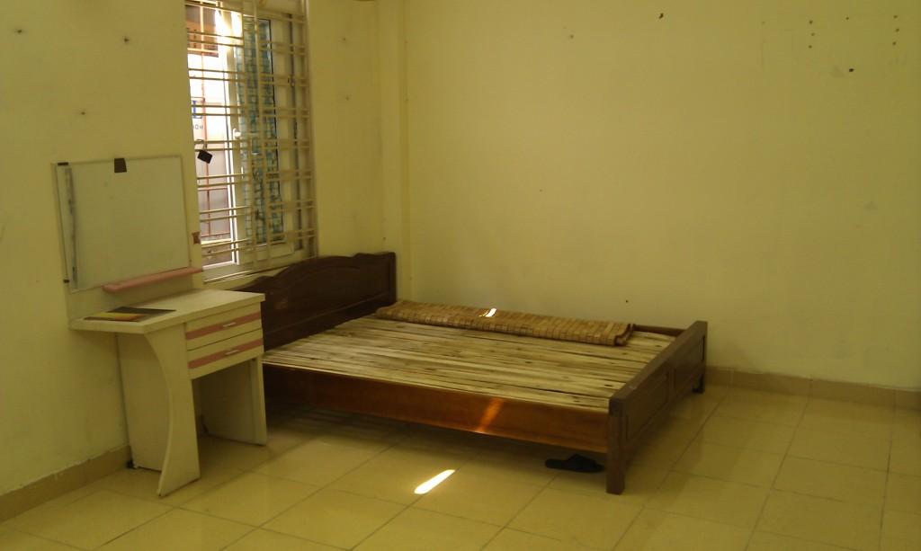 Phòng có giường rộng rãi