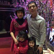 Nguyễn Thái Cường mua tòa B VC2 Golden Heart